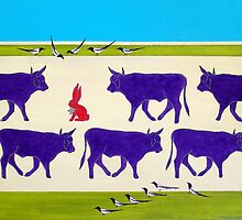 Cattle Guards by Susan Greenwood Lindsay