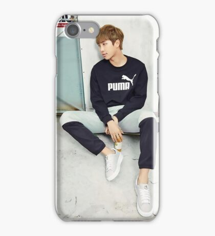 BTS Rap Monster P iPhone Case/Skin