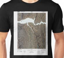 USGS TOPO Map Colorado CO Carpenter Ridge 20100922 TM Unisex T-Shirt