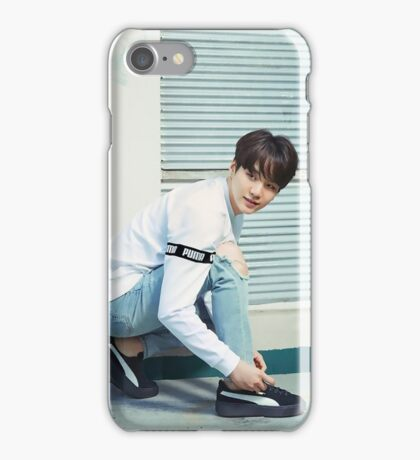 BTS Suga P iPhone Case/Skin