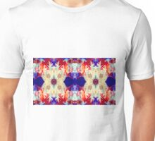 Facing The Unknown Abstract Healing Artwork  Unisex T-Shirt
