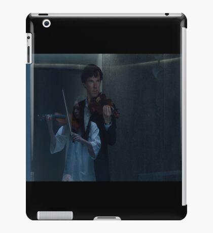 Sherlock and Euros iPad Case/Skin