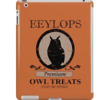 Premium Owl Treats iPad Case/Skin