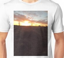 Winter moor Unisex T-Shirt