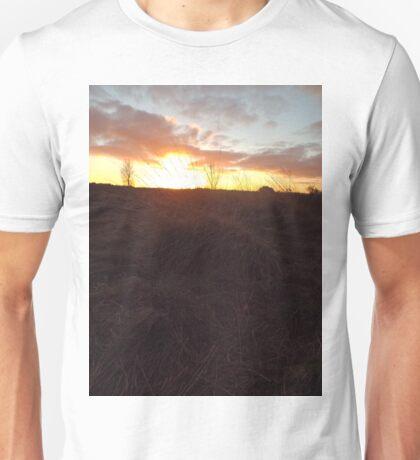Winter moor Unisex T-Shirt