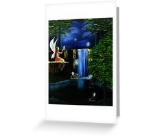 To Fly Free: Summer Fairies Greeting Card