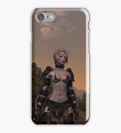 Sexy Fantasy Elf iPhone Case/Skin