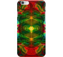 Nuclear Emotions Abstract Symbol Artwork  iPhone Case/Skin