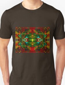 Nuclear Emotions Abstract Symbol Artwork  T-Shirt