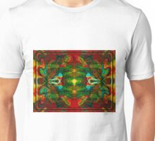 Nuclear Emotions Abstract Symbol Artwork  Unisex T-Shirt