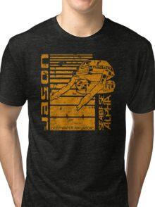 Deep Sea Jason Tri-blend T-Shirt
