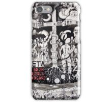 Years eaten by the rats iPhone Case/Skin
