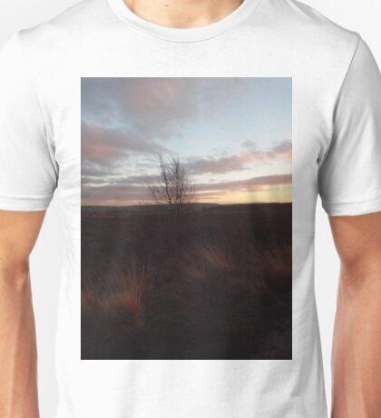 Winter beauty Unisex T-Shirt