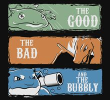 The Good,The Mad The Bubbly by piercek26