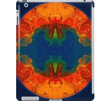 Awareness Intensified Abstract Healing Artwork  iPad Case/Skin