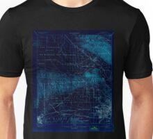 USGS TOPO Map California CA Santa Monica 298949 1902 62500 geo Inverted Unisex T-Shirt