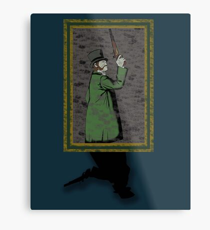 The Forever Duel (Part 2) Metal Print