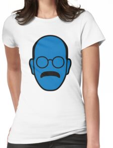 Arrested Development Tobias Blue Man Womens Fitted T-Shirt