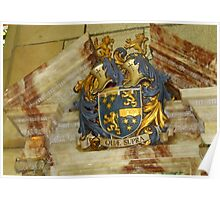 Quae Supra - Truro Cathedral Poster