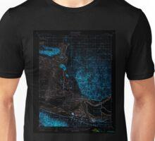 USGS TOPO Map California CA Antioch 296718 1908 62500 geo Inverted Unisex T-Shirt