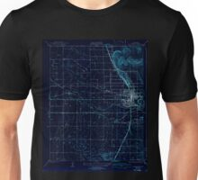 USGS TOPO Map California CA Porterville 296425 1929 31680 geo Inverted Unisex T-Shirt