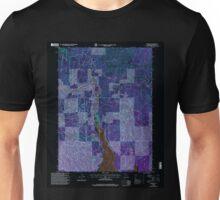 USGS TOPO Map California CA Carrville 100067 1998 24000 geo Inverted Unisex T-Shirt