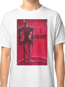 I, Robot By Issac Asimov Classic T-Shirt