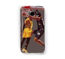 Malcolm Brogdon Dunk on LeBron James Samsung Galaxy Case/Skin