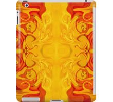 Energy Bodies Abstract Healing Artwork  iPad Case/Skin