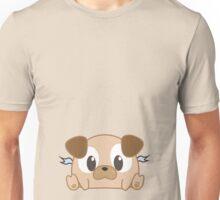 Adorable #Chibu Puppy Unisex T-Shirt