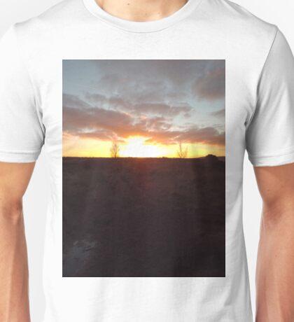 Dramatic sky Unisex T-Shirt