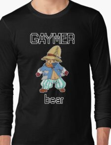 Gaymer Bear  Long Sleeve T-Shirt