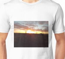 Sunset beauty  Unisex T-Shirt