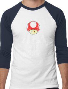 Go Big or Go Home Men's Baseball ¾ T-Shirt