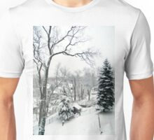 Winter's Day Unisex T-Shirt