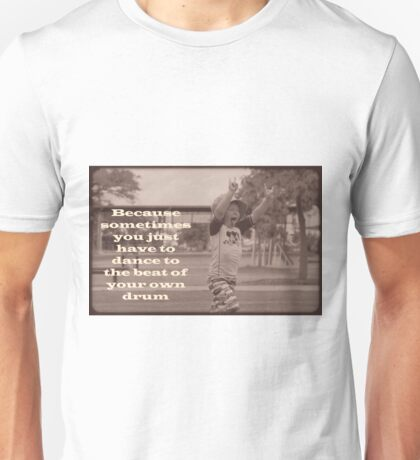Tiny Rocker Unisex T-Shirt