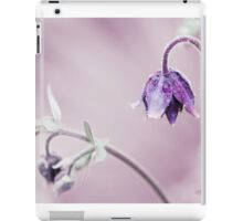 Softly Softly iPad Case/Skin