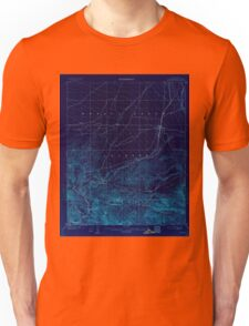USGS TOPO Map California CA Hesperia 297701 1902 62500 geo Inverted Unisex T-Shirt