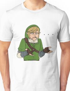 Confused Link Unisex T-Shirt