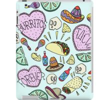 Mexico Forever iPad Case/Skin
