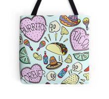 Mexico Forever Tote Bag