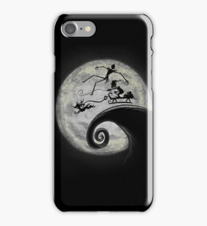 Nightmare Before Grinchmas iPhone Case/Skin