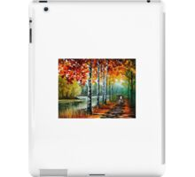 By The Lake — Buy Now Link - www.etsy.com/listing/207879964 iPad Case/Skin