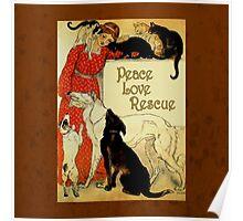 Peace Love Rescue 2 Poster