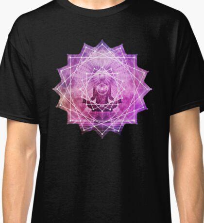 Sacred Geometry Astral Meditation Classic T-Shirt