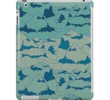 mountains iPad Case/Skin
