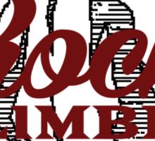 Rock Climber Sticker