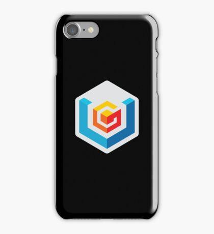 VGfaq Official Logo (w/o text) iPhone Case/Skin
