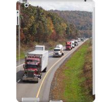 Truck Brigade iPad Case/Skin