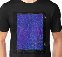 USGS TOPO Map California CA Orleans 298423 1952 62500 geo Inverted Unisex T-Shirt